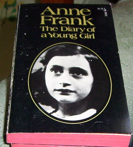 9780671802431: The diary of a young girl: Anne Frank ; translated from the Dutch by B.M. Mooyaart-Doubleday ; with an introduction by Eleanor Roosevelt ; and a new preface by George Stevens