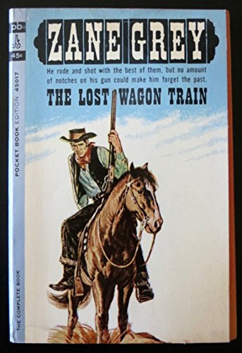 9780671802882: The Lost Wagon Train