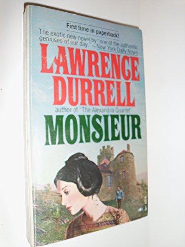9780671803049: Monsieur