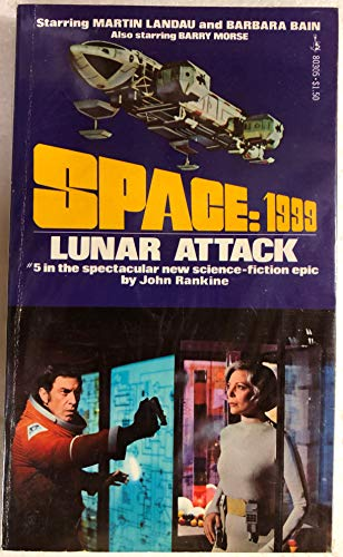 Space: 1999 (#5): Lunar Attack