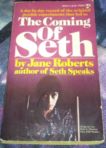 9780671804152: The Coming of Seth