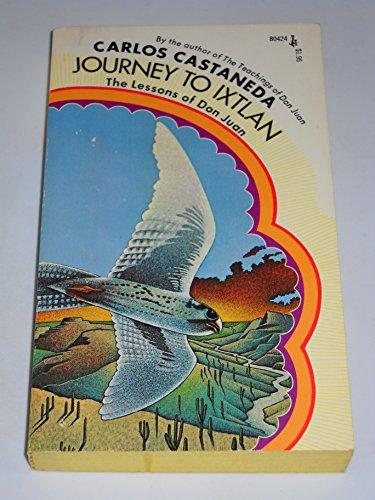 9780671804244: Journey to Ixtlan