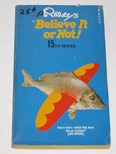 9780671804732: Ripley's Believe It or Not! 15th Series