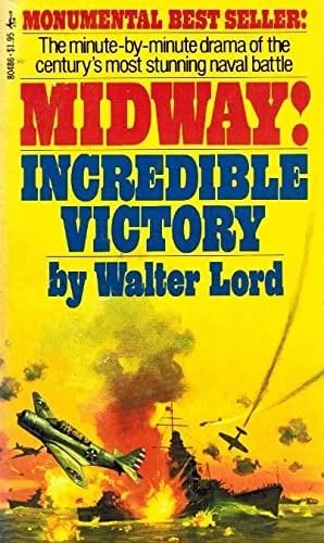 9780671804862: Midway! Incredible Victory