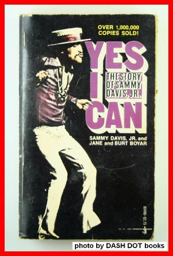9780671804961: Yes, I Can: The Story of Sammy Davis Jr.