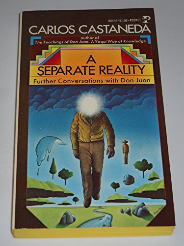 9780671804978: A Separate Reality; Further Conversations with Don Juan