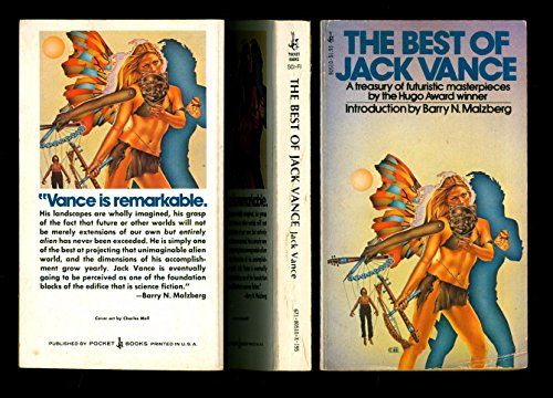 9780671805104: The Best of Jack Vance