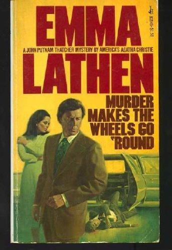 9780671805456: Murder Makes the Wheels Go Round
