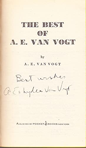 9780671805463: The best of A. E. Van Vogt