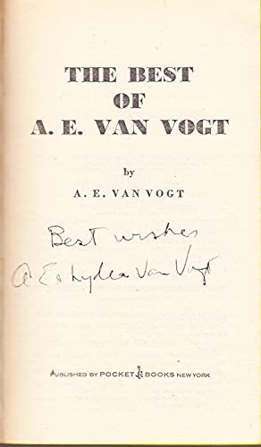 9780671805463: The best of A. E. Van Vogt