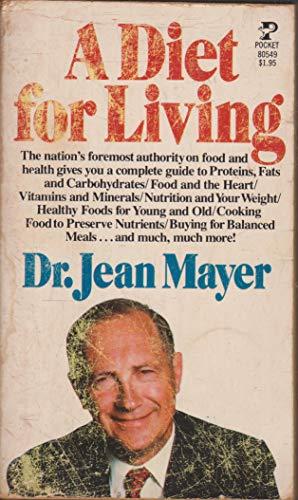 9780671805494: Diet for Living