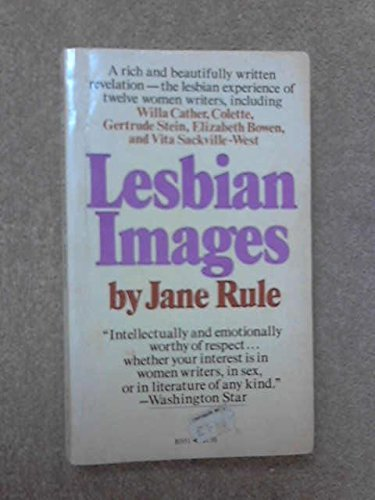 9780671805517: Lesbian Images