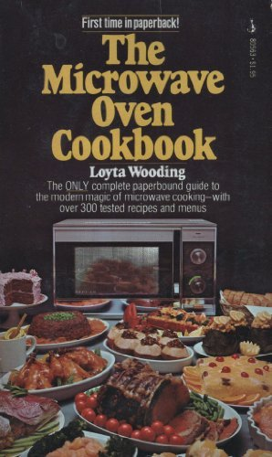 9780671805630: Microwave Oven Cookbook