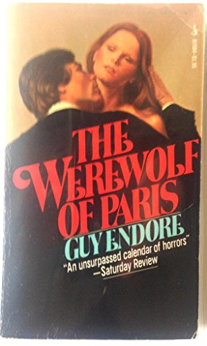 The Werewolf Of Paris Abebooks