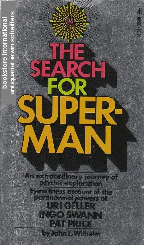 9780671805906: The Search for Superman