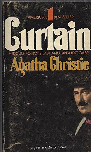 Curtain: Poirot's Last Case: Christie, Agatha