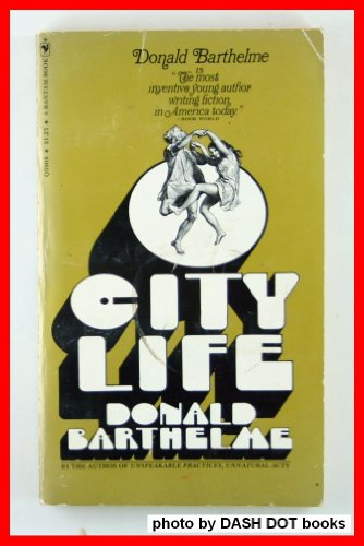 9780671807702: City Life [Paperback] by Donald barthelme
