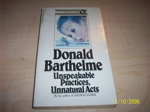 9780671807719: Unspeakable Practices, Unnatural Acts