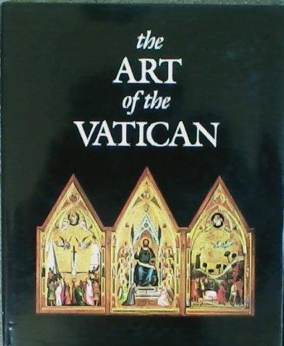 9780671807764: The Art of the Vatican