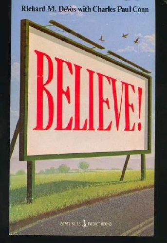 9780671807917: Title: Believe