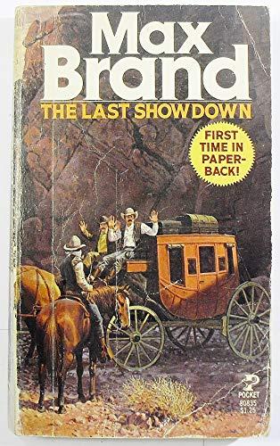 9780671808358: Last Showdown