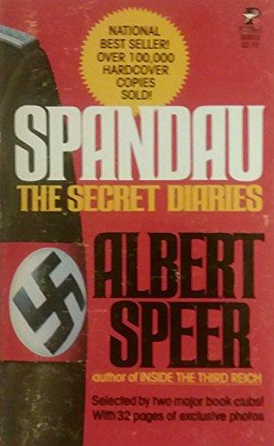 Spandau The Secret Diaries: Speer, Albert