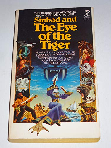 9780671809331: Sinbad and the Eye of the Tiger: The Novelization
