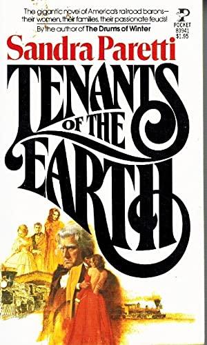 9780671809416: TENANTS OF EARTH