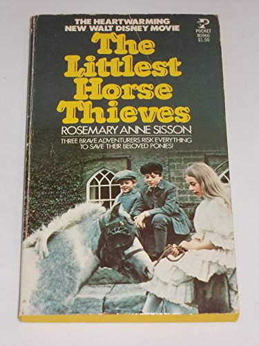 9780671809607: The Littlest Horse Thieves