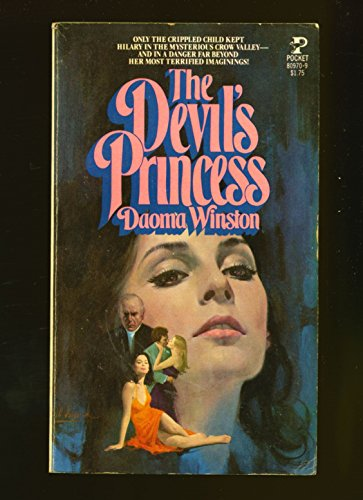 The Devil's Princess (A Pocket Books Gothic Novel)