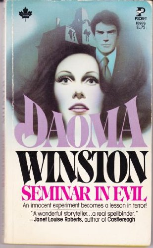 Seminar in Evil (A Pocket Book Gothic Novel)