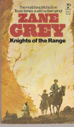 9780671810177: Knights of the Range