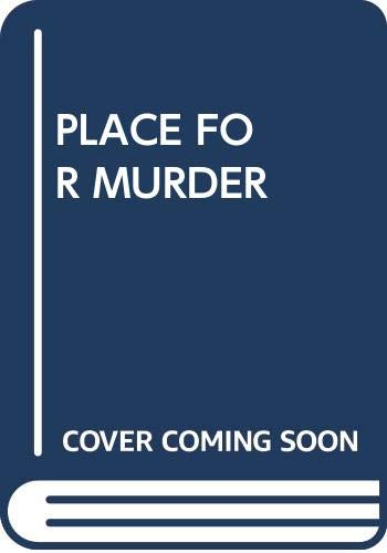 9780671811167: Place for Murder