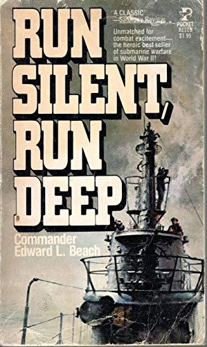 9780671811198: Run Silent Run Dep