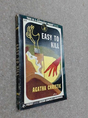 Easy To Kill: Agatha Christie