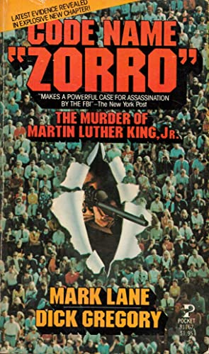 Code Name Zorro: Lane, Mark & Dick Gregory