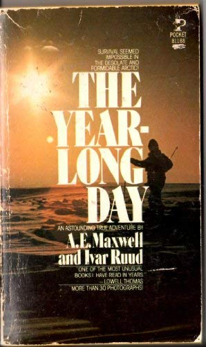 The Year-Long Day: Maxwell, A. E. & Ivar Ruud