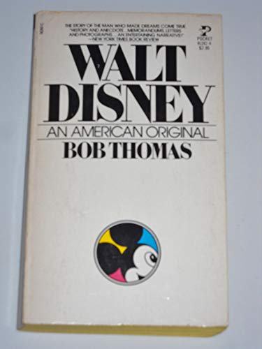 9780671812423: Walt Disney: An American Original