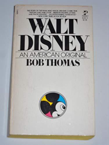 9780671812423: Walt Disney