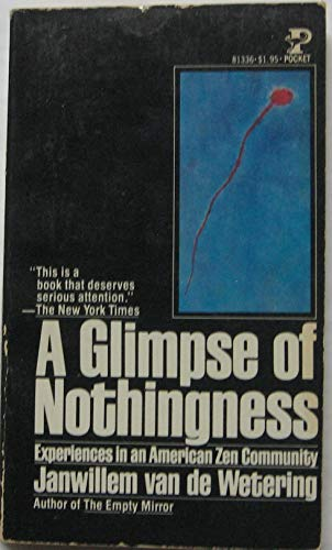 A Glimpse of Nothingness (A Kangaroo book): Janwillem van de