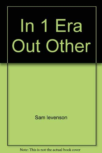 9780671813680: In 1 Era Out Other