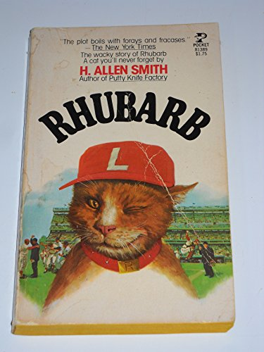 Rhubarb (0671813897) by H.allen smith