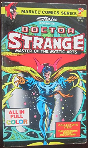 9780671814472: Stan Lee Presents: Doctor Strange - Master of the Mystic Arts (Marvel Comics Series #1)