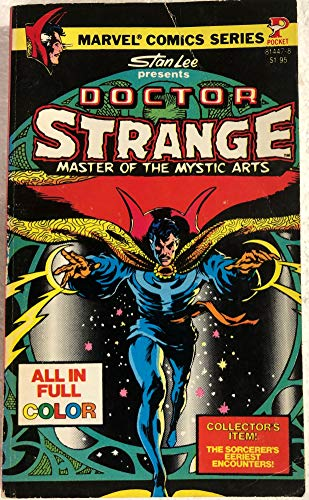 Stan Lee Presents Doctor Strange Master of the Mystic Arts