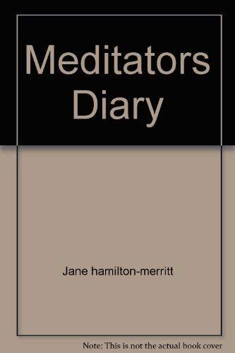 9780671814670: Meditators Diary