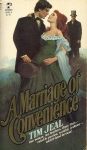 9780671814809: A Marriage of Convenience