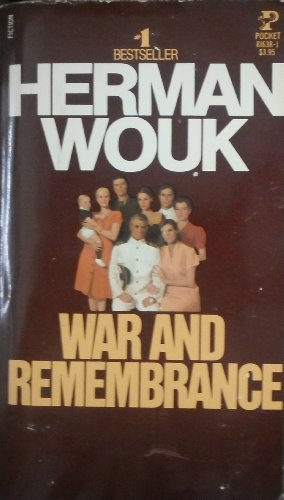 9780671816384: Title: War And Remembrance