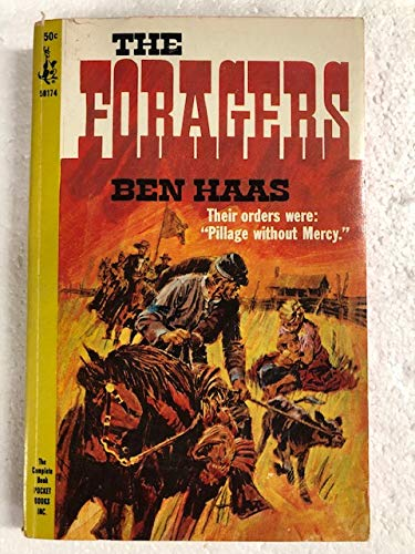 9780671817008: The Foragers
