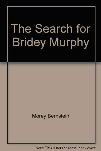 9780671817046: The Search for Bridey Murphy (Kangaroo Book)