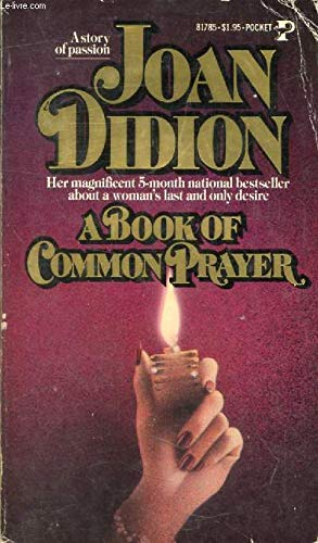 9780671817855: A Book of Common Prayer